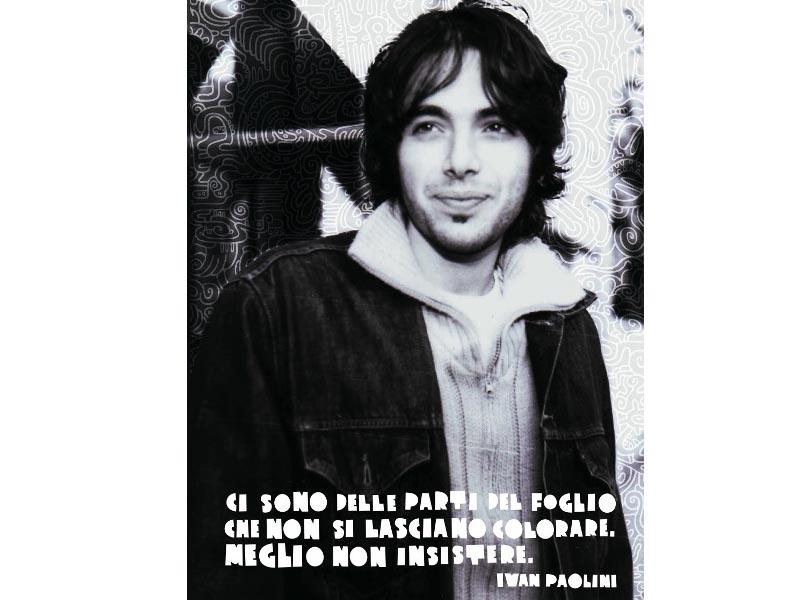 Ivan Paolini, artista ascolano, prematuramente scomparso